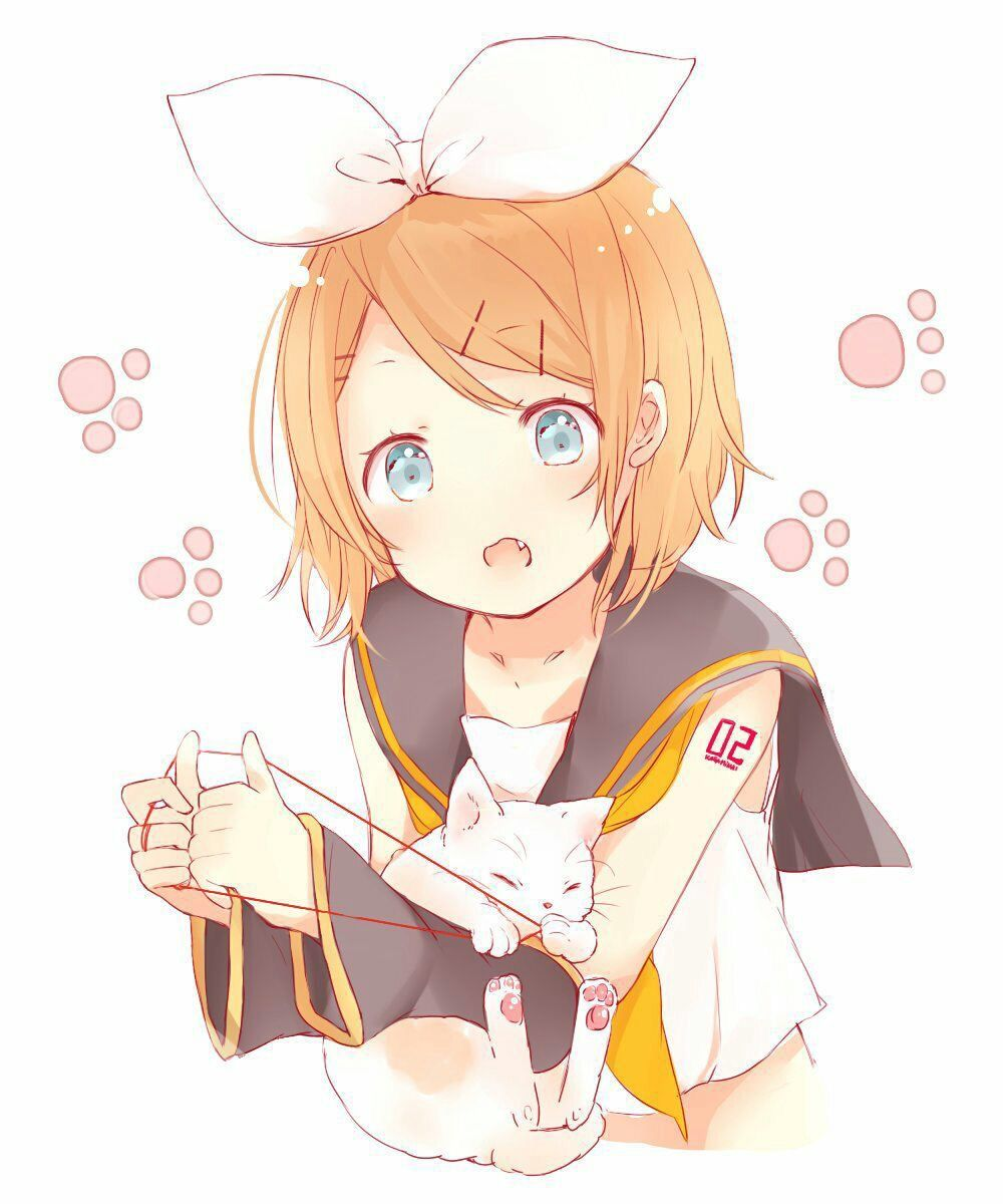 Kagamine Rin: a collection of ideas to try about Other ...  |Rin Kagamine Anime