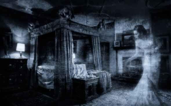 Paranormal Wallpaper Fantasy Midnight Fantasy Wallpaper