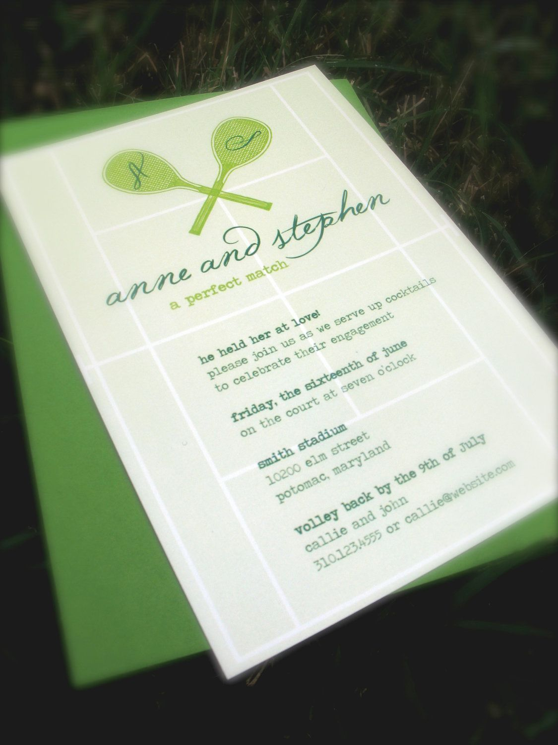 Printable Save the Date, Engagement Party Invitation, or Rehearsal ...