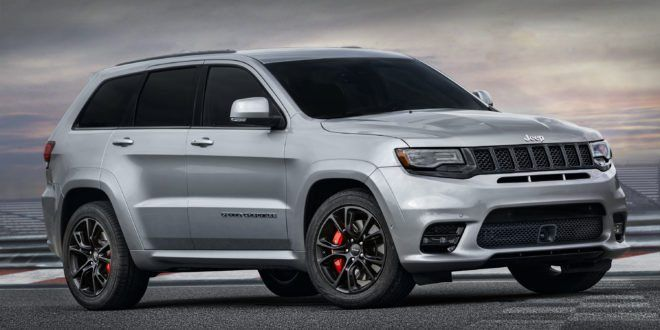 How Much Horsepower Will The Jeep Grand Cherokee Trackhawk Make?