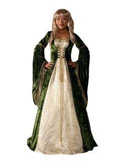 Medieval Costumes | Renaissance Dress