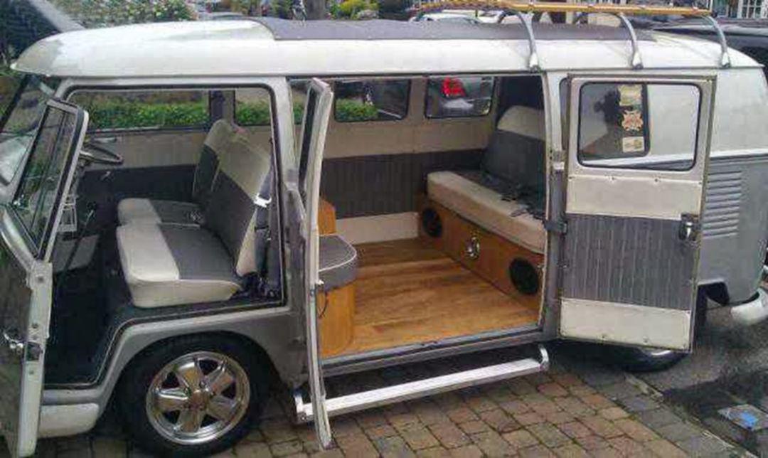 Top 15 Fabulous Volkswagen Interior Ideas To Inspire You To Overhaul Yours Volkswagen Interior Vw Bus Interior Bus Interior