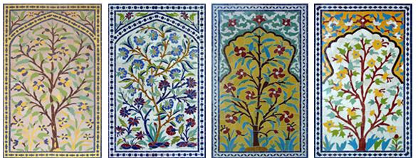 Design Zellij Gallery Moroccan Tile Mosaic Tiles