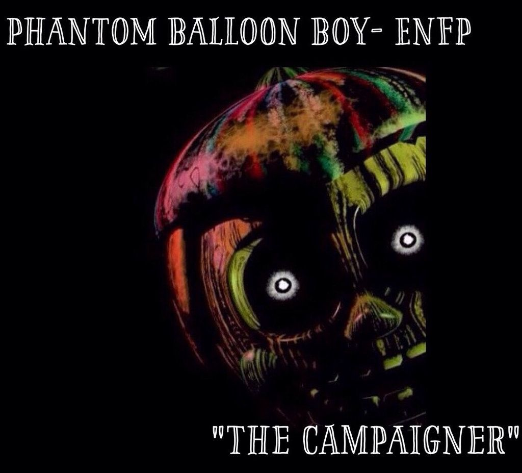 Phantom Balloon Boy The Enfp By Realtom5 On Deviantart Balloons