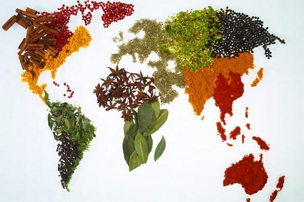 Nugmeg In Indian Food