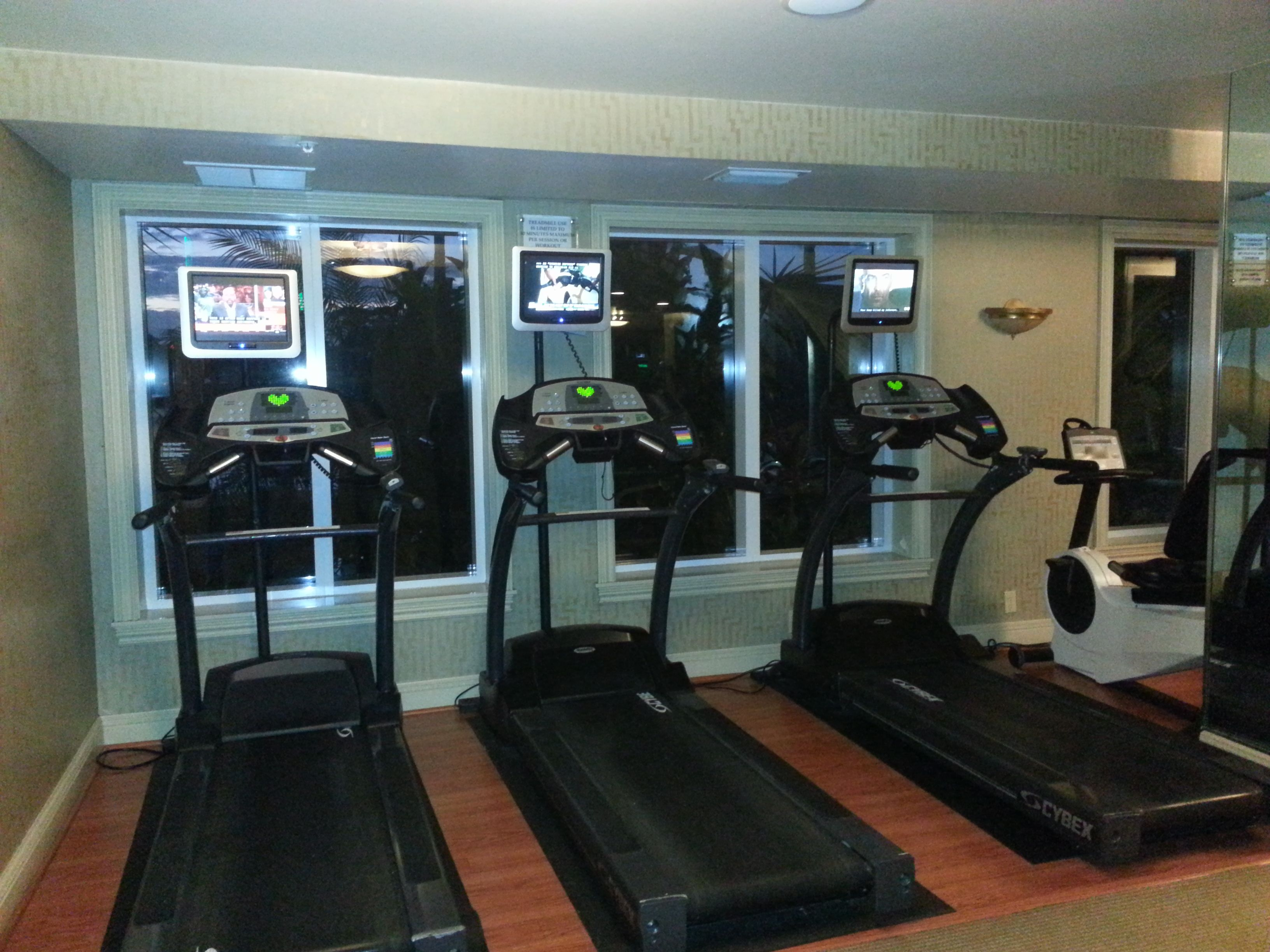 A Peek Into The Lago Mar Fitness Center Fort Lauderdale Beach Resort Fort Lauderdale Beach Beach Resorts