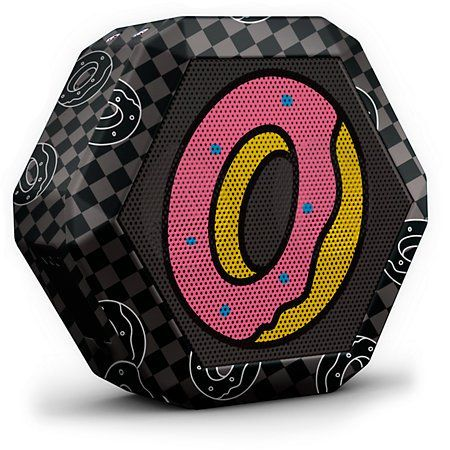 ODD FUTURE MINI DONUT NECK PILLOW | Odd