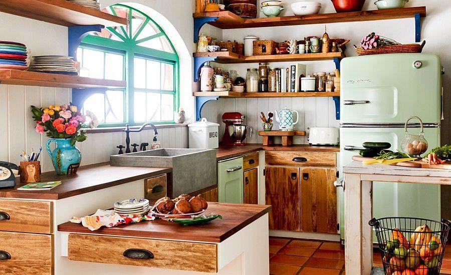 35 Inspiring Eclectic Kitchen Design Ideas Mit Bildern Kuche