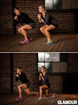 Carrie Underwood's Workout Moves for Miniskirt-Ready Legs #carrieunderwoodlegworkout