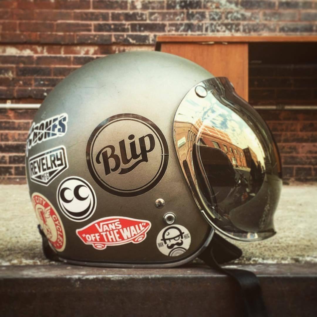 Stickers Helmet Vintage Helmet Cool Motorcycle Helmets Custom Helmets