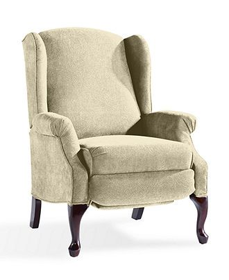 Delicieux Andy Recliner Chair, Queen Anne Style   Chairs U0026 Recliners   Furniture    Macyu0027s.