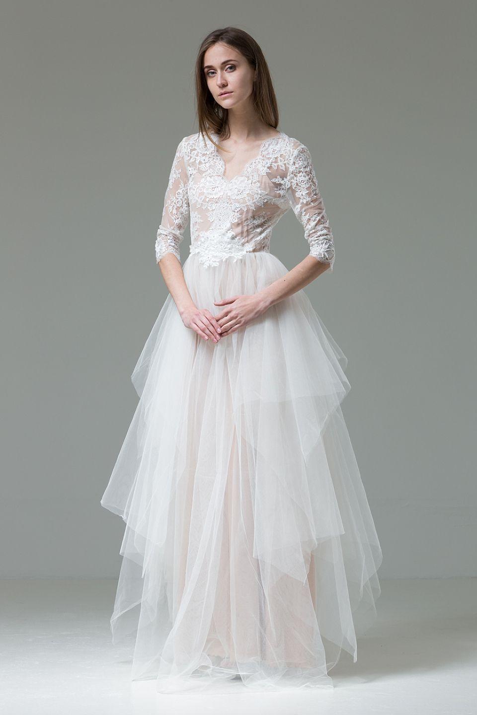 Katya katya shehurina strength u beauty in bridal gown design