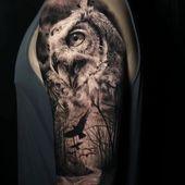 Photo of : 15 Plus d'idées de tatouage d'animaux pour hommes * #animaux # tatouage # idées * idées de tatouage tiere pour m …