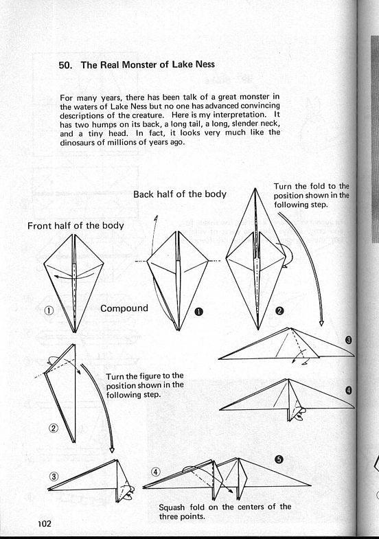 Kunihiko Kasahara - Origami Made Easy 101_page101