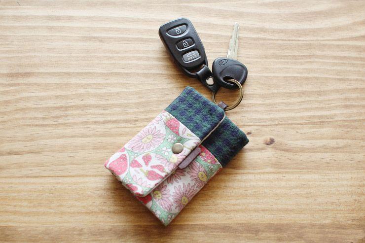 card wallet key chain  fils