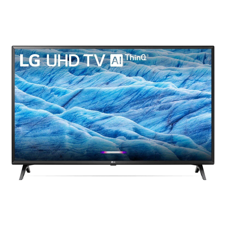 Lg 49 Inch 4k Hdr Smart Led Tv With Ai Thinq 49um7300pua In 2020 Led Tv Smart Tv Uhd Tv
