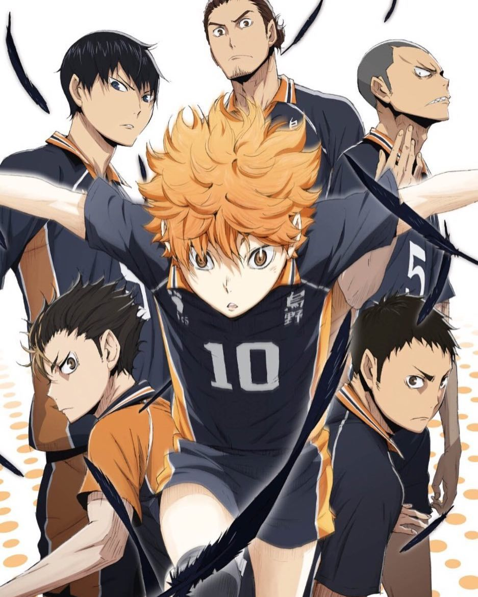 Pin On Anime Volleyball