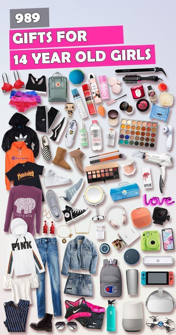 Gifts For 14 Year Old Girls 2020 Best Gift Ideas Tween