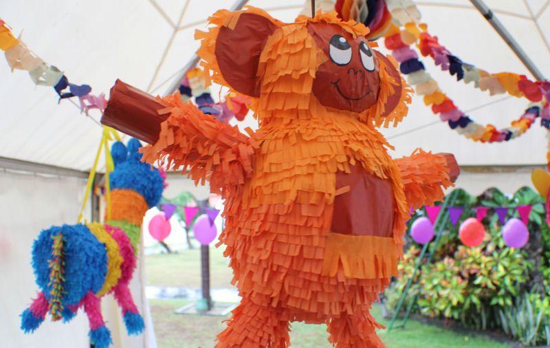 Bali Kids Party - Monkey Pinata