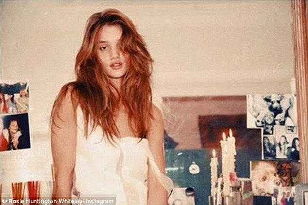 Rosie Huntington-Whiteley posts saucy throwback snaps on Instagram – Womans