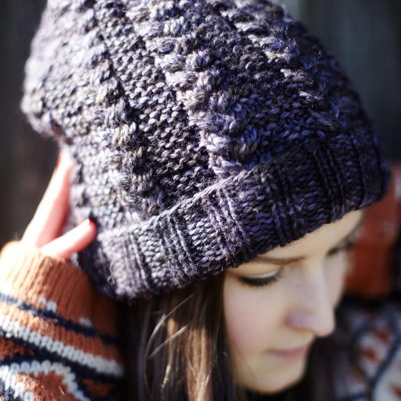 Hipster Sister   Knitting, Hat knitting patterns, Knitted hats