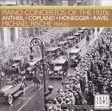Piano Concertos of the 1920s [CD]
