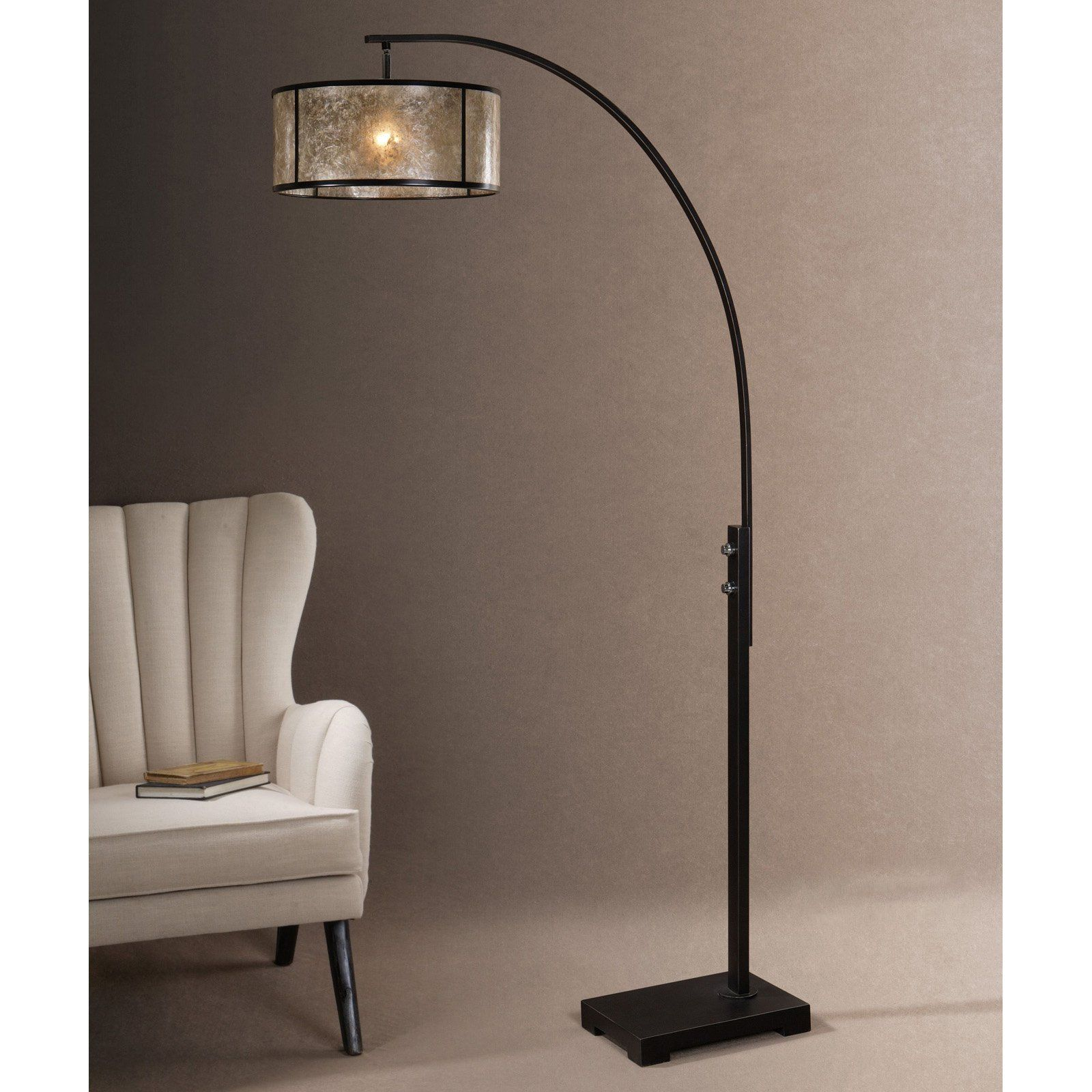 Have to have it uttermost cairano 28597 1 drum shade floor lamp uttermost cairano 28597 1 drum shade floor lamp 4114 aloadofball Image collections