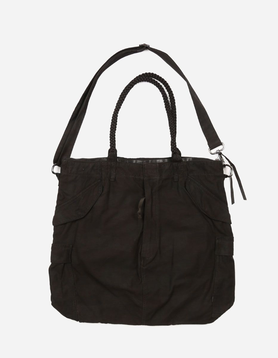 9225 UPCYCLED CARGO BAG