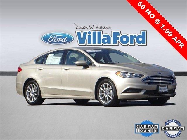 2017 Ford Fusion for sale Serving Orange, CA