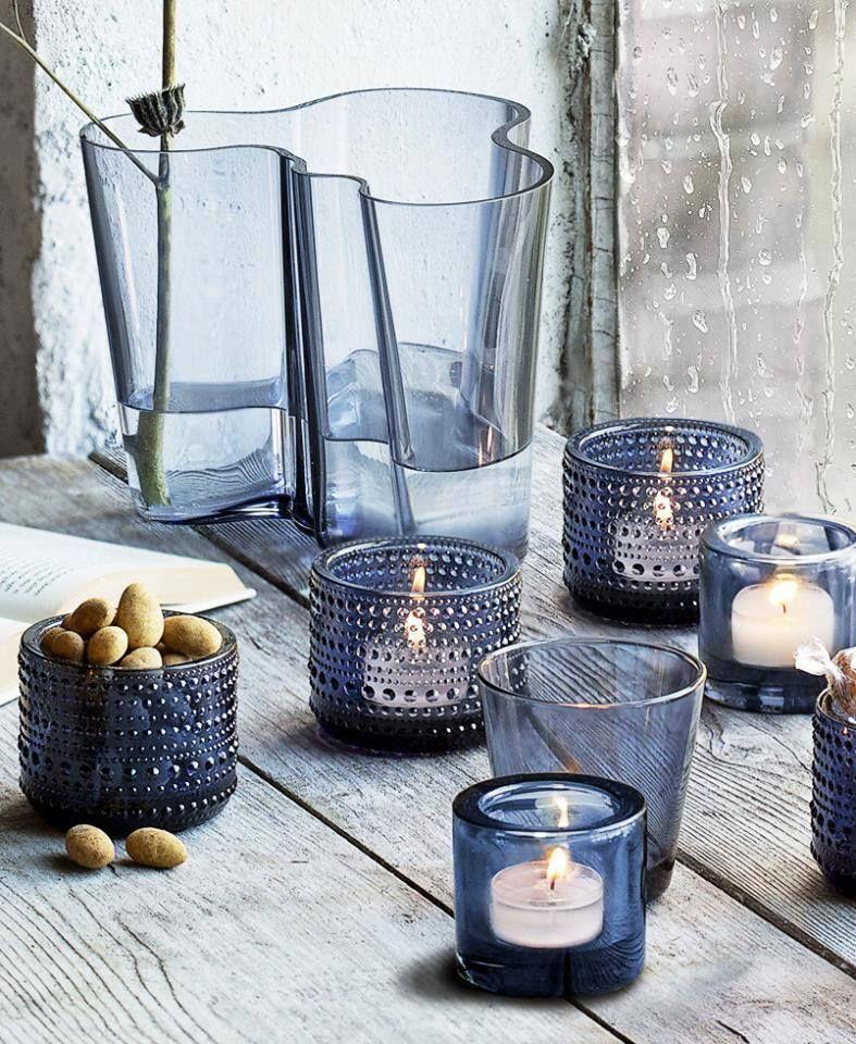 Design Classic Alvar Aalto S Savoy Vase For Iittala Blue