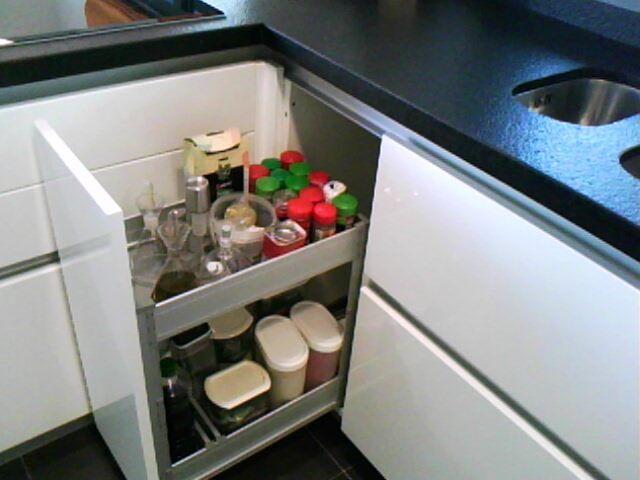 Cajones para cocina cocinas pinterest stationery and - Cajones para cocinas ...
