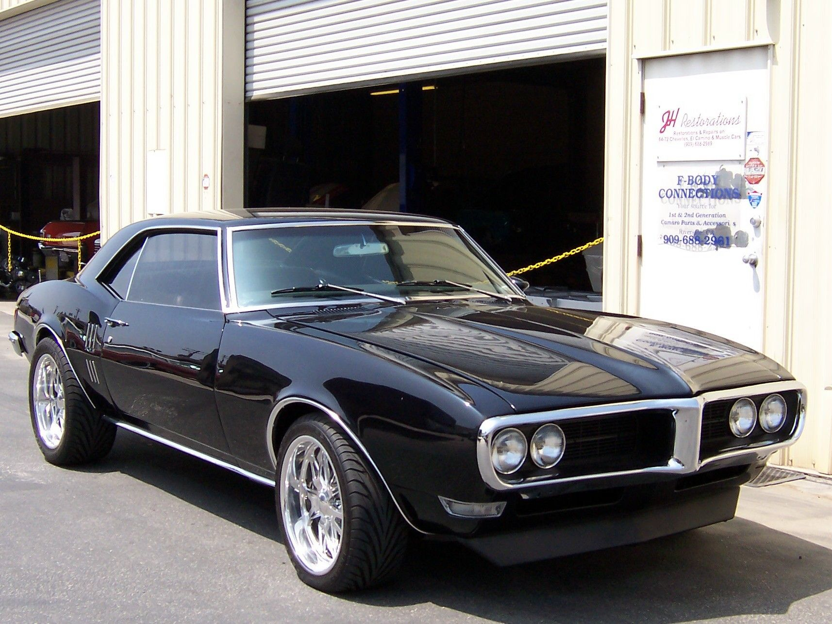 67 Pontiac Firebird I used to have one just like this. My dream ...