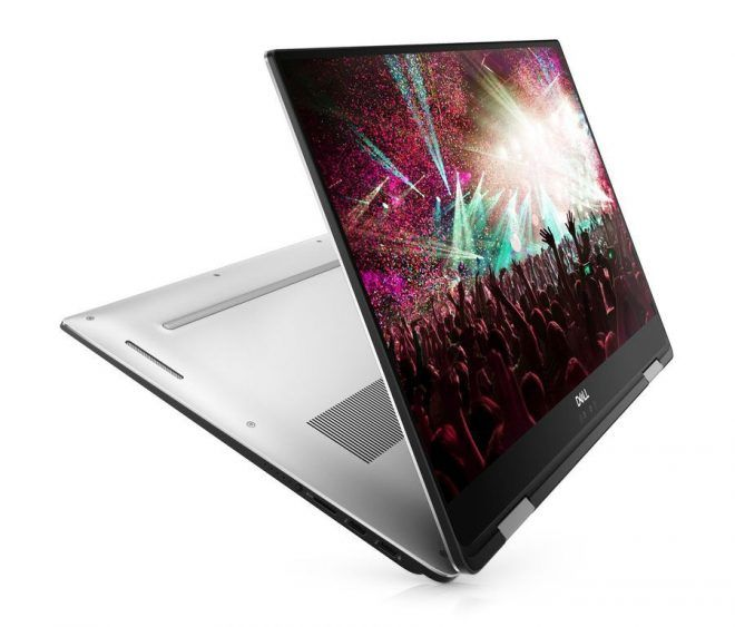 Dell Xps 15 2018 Convertible Laptop Was Launched In January 2018 The Laptop Comes With A 15 6 Inch Touchscreen Actually And A 360 Degre Dell Xps Tablet Laptop