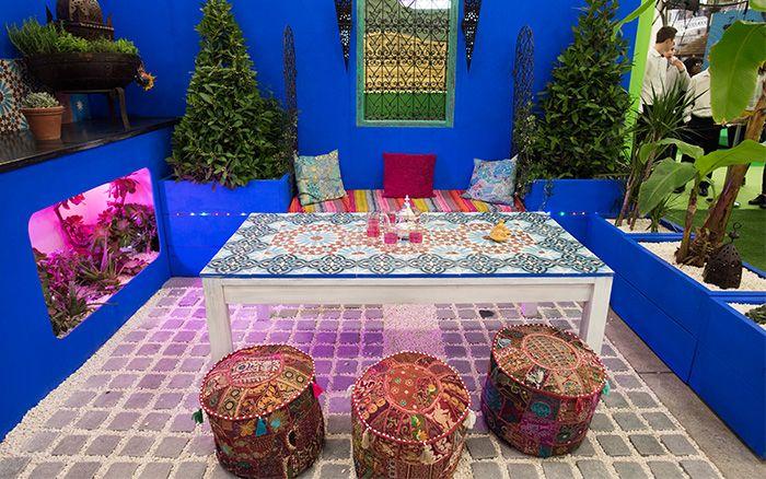 Image result for moroccan gardens | Plantastic | Pinterest | Gardens ...