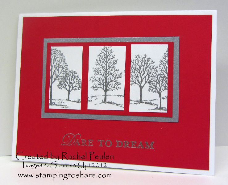 Stamping to Share: 11/18 Demo Meeting Swap Cards Part Two of Scrippy Scraps