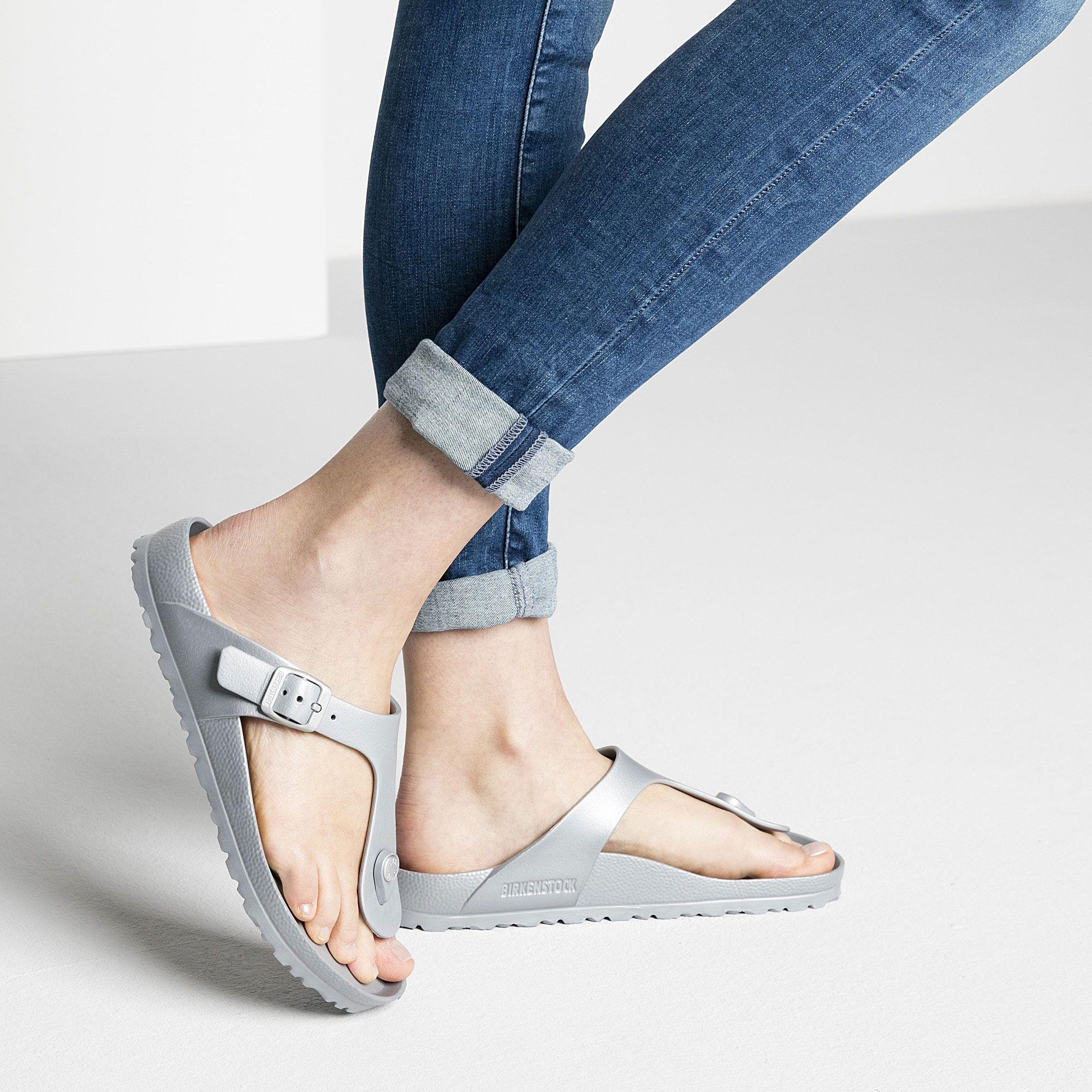 Birkenstock Gizeh EVA Flip Flops Damen |