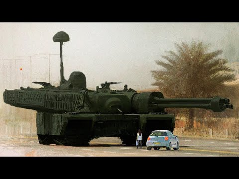This Giant Russian Tank Will Shock You Youtube In 2020 Russian Tanks Weird Tanks Tank