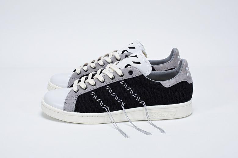ba99531ae90 La Stan Smith revue par Yohji Yamamoto Y3 Sneakers