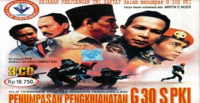 MUI: Tayangkan Kembali Film Kekejaman PKI