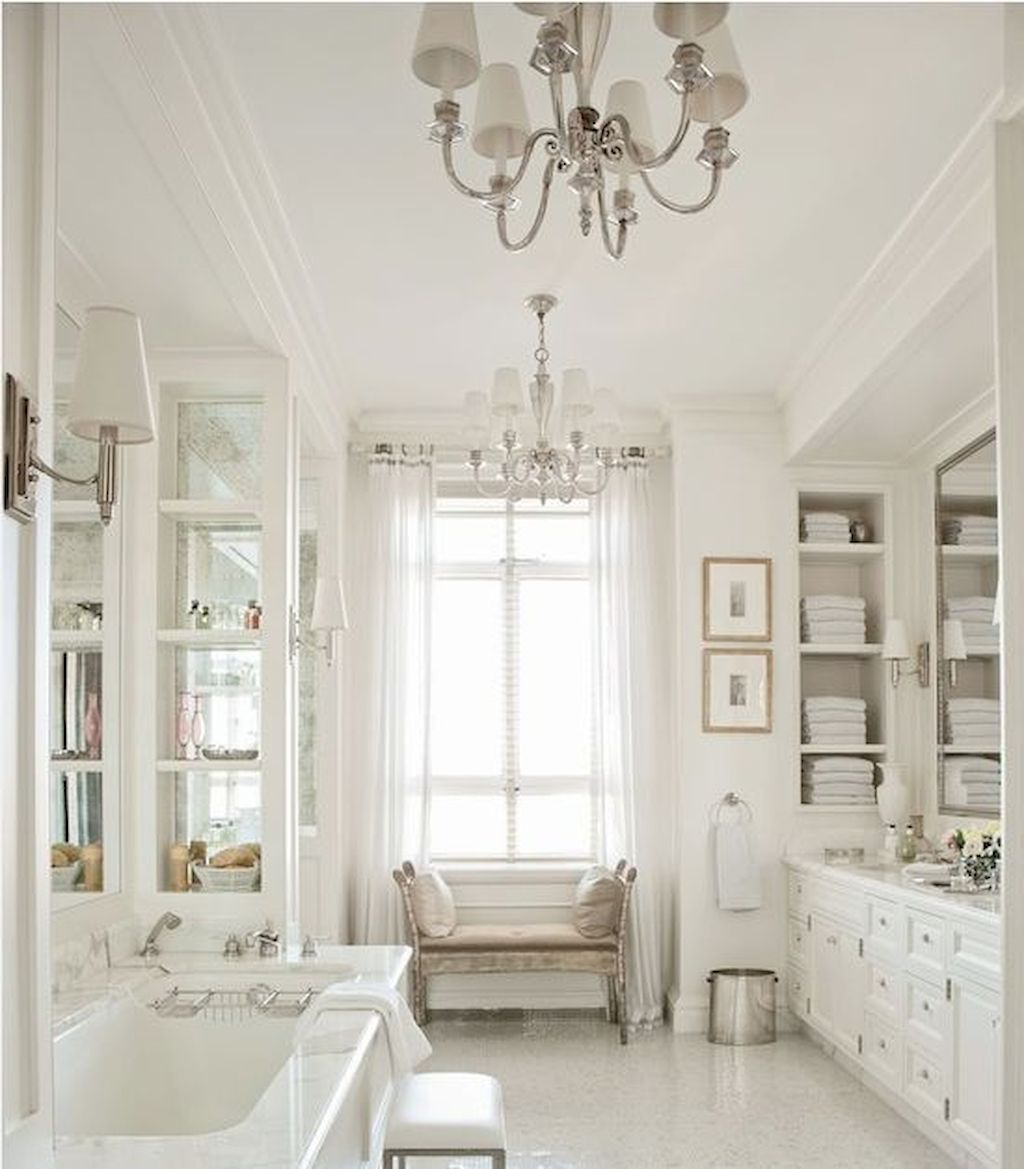 Photo of 65 Inspiring French Country Bathroom Design Ideas – homixover.com