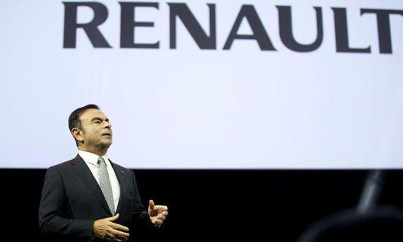 Карлос Гон - генеральный директор Рено-Ниссан (Renault-Nissan)