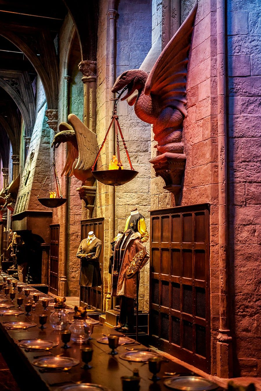 Visite au Harry Potter Warner Bros Studio de Londres