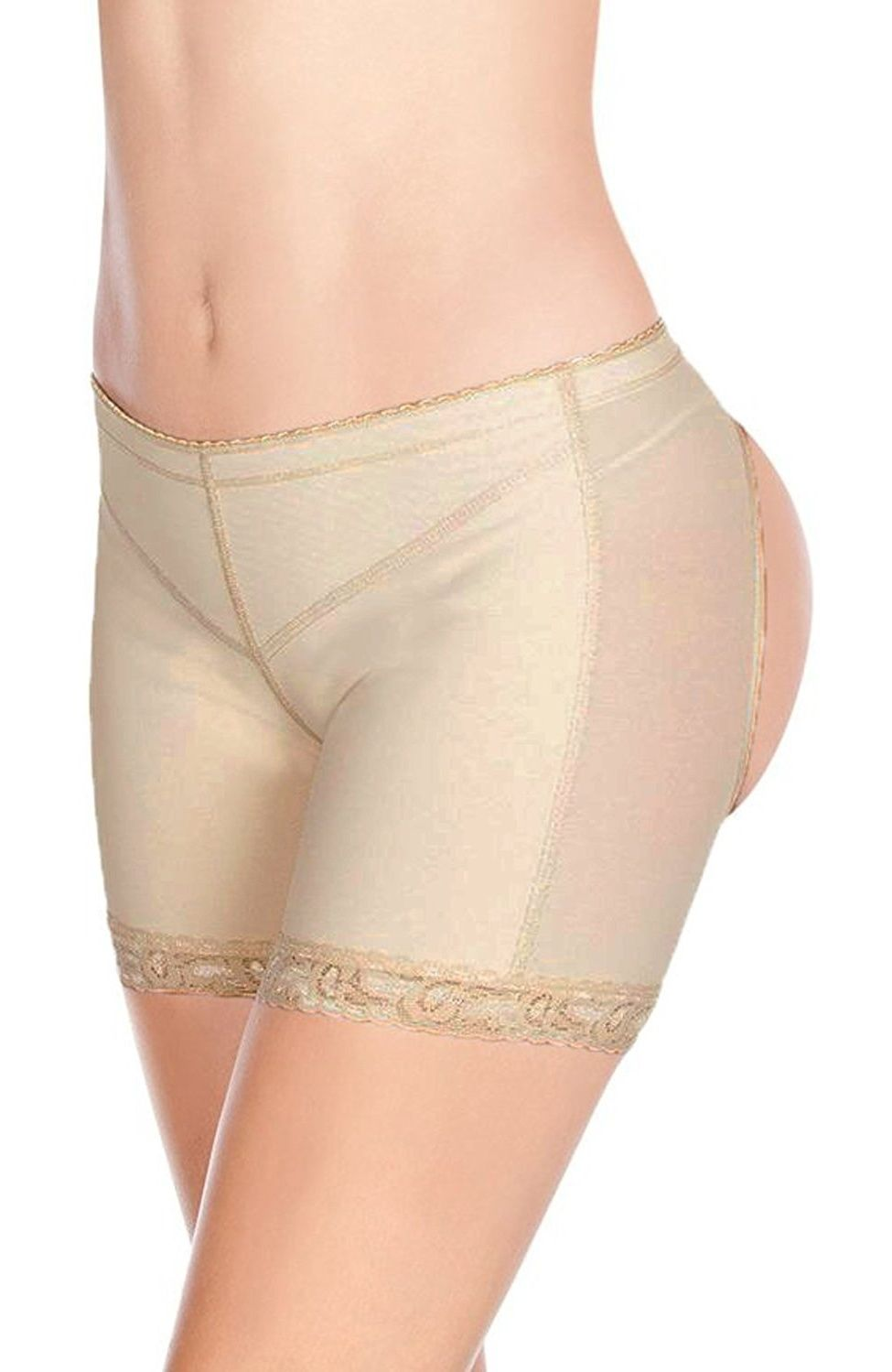 6979cbc4ac SAYFUT Womens Ultra Firm Control Shapewear Seamless Butt Lifter Boyshorts  Tummy Waist Trainer Shaper Panties Plus