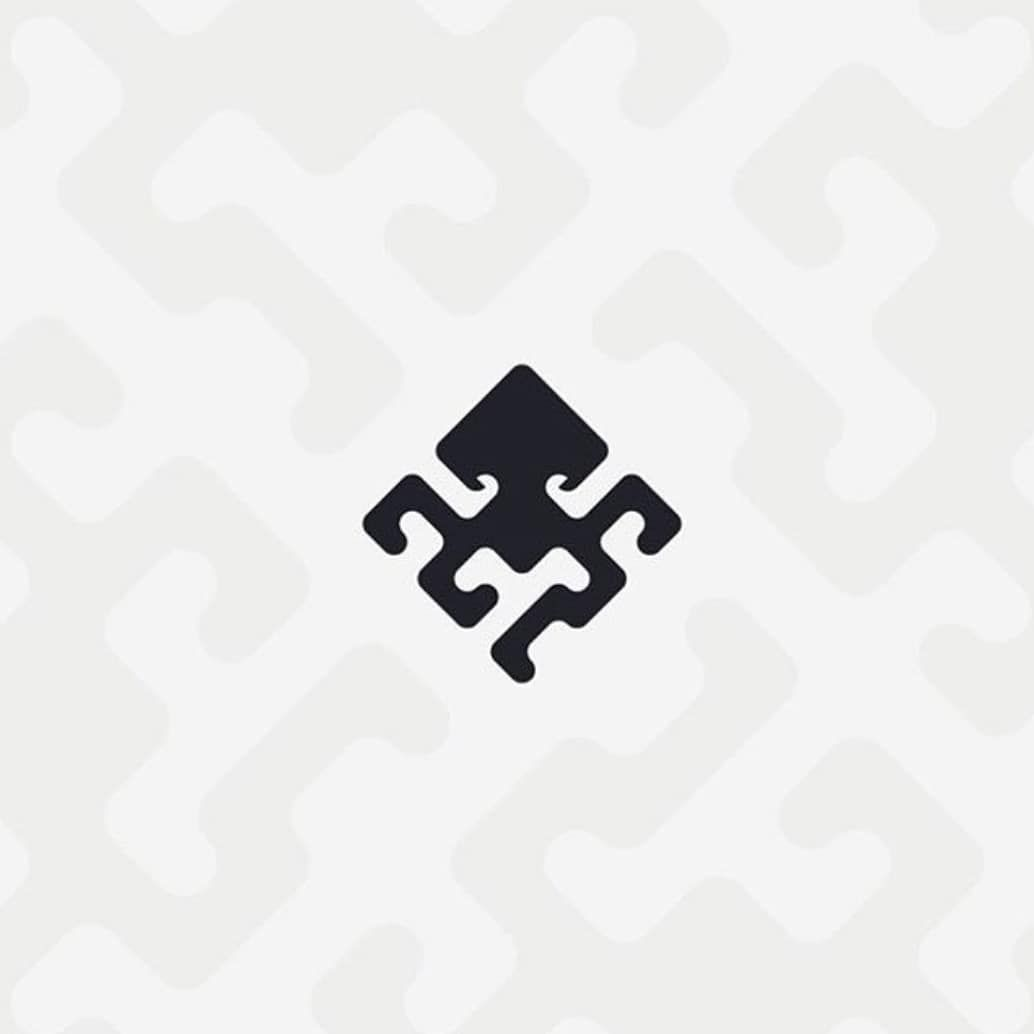 "LOGO PLACE on Instagram: ""Octopus design by @zak.dj  Follow us @logoplace for daily logo design inspirations.  #logoplace #adobe #illustrator #photoshop #branding…"""