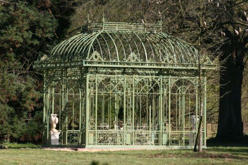 gartenhaus orangerie pavillon gew chshaus gazebo wintergarten glashaus gew chs und. Black Bedroom Furniture Sets. Home Design Ideas