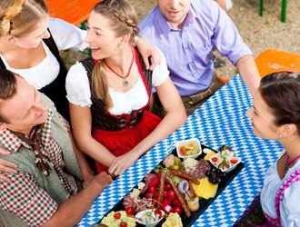 Win a dinner for 4 at Hofbrauhaus this Oktoberfest