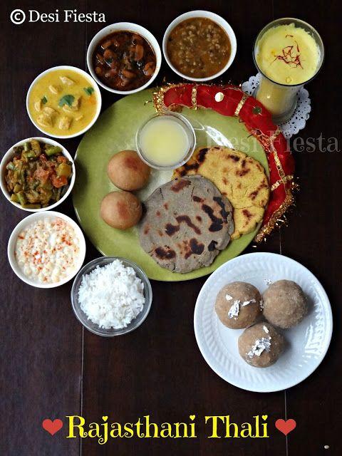 Desi Fiesta : Rajasthani Recipes |Rajasthani Food Recipes |Top Rajasthani Recipes|Rajasthani Cuisine