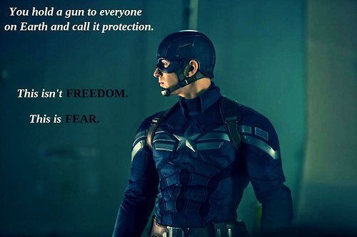 Captain America Winter Soldier quote | Captain America | Marvel