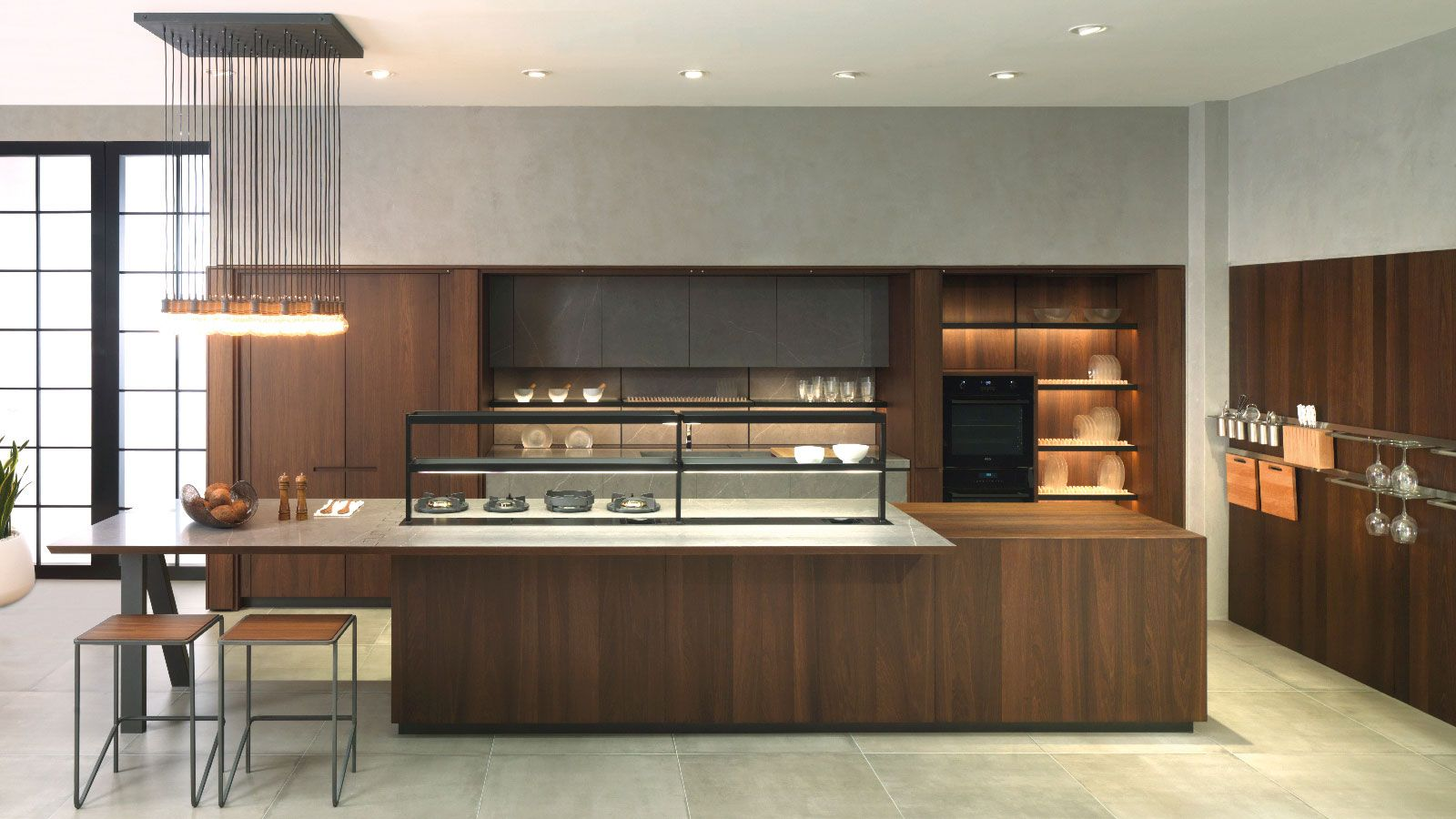 Environmental Commitment In The Present Past And Future By Porcelanosa Best Kitchen Cabinets Modern Kitchen Units Kitchen Cabinet Makers