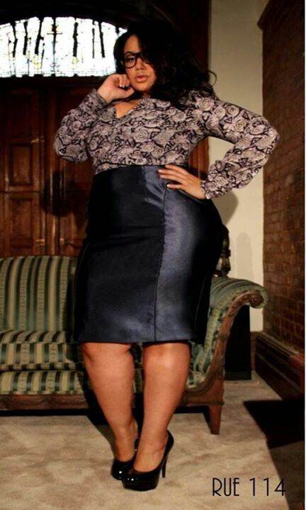 Bbw Thick Curvy Ladies Women With Confidence Fashion Styles Love Gorgeous Big Girls Don